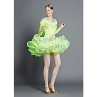 Custom-Made Latin Dress