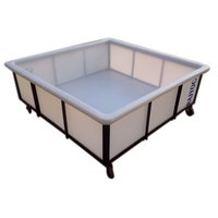 Material Processing Container