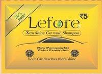 Car Shampoo Sachets