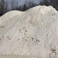Coarse Sand White