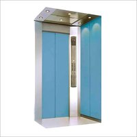 Stainless Steel Modular Lift Cabin