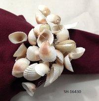 Shell Napkin Rings