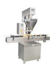 Semi Automatic Augur Type Bulk Filling Machine With Weighing System
