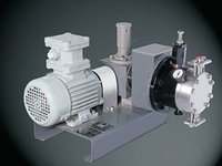 Hydraulic Actuated Double Diaphragm Pumps