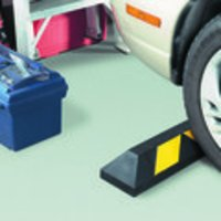Rubber Car Stopper