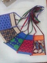 Designer Ladies Side Jute Bags in Mangalore