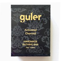 Guler Activated Charcoal Bathing Bar 75g
