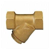 Y Type Strainer Brass Enolgas Make Gas Valve