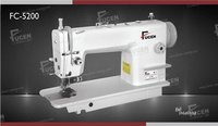 High Speed Single Needle Lockstitch Sewing Machine With Vertical Edge Trimmer