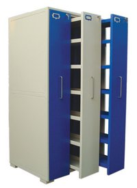 Vertical Chemical Storage Cabinet