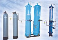 Dm Water Plant With Sand Carbon Filter