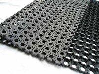 Hollow Rubber Mat
