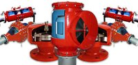 Pressure Vacuum Relief Valve With Flame Arrester