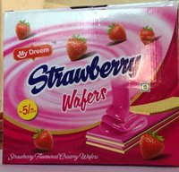 Excellent Strawberry Wafers