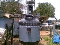 Used Glass Line Reactor