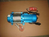 Chinese Electric Wire Rope Hoist