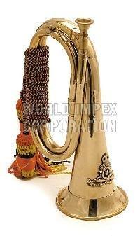 Brass Scout Bugle
