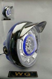 E Rickshaw LED Head Light