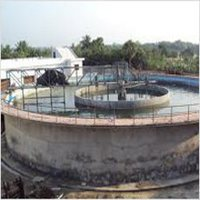 Effluent Treatment Plant Clariflocculators