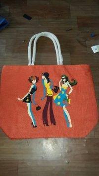 Designer Jute Bag in Thane