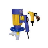 Electrical And Pneumatic Motorized Barrel Pump