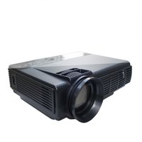 Lcd Mini Projector As A Home Theater