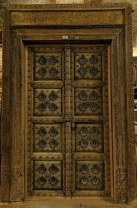 Architectural Carved Doors
