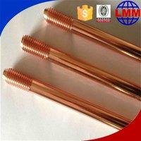 Galvanized Steel Ground Copper Rod