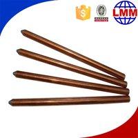Galvanized Steel Ground Rod Copper Clad Stainless Steel Coil