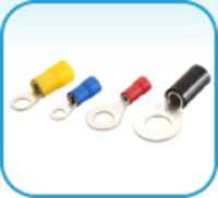 Ring Type Terminal Ends With Metal Reinforcement