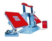 Semi Automatic 1250 Twin Column Cutting Machine