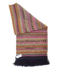 Linen Silk Throw Shawl