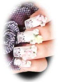 Fancy Stamping Nail Art Kit
