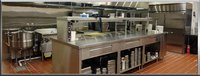 Modular Kitchen For Hotels And Restaurant