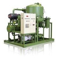 Vacuum Oil Treatment Plant