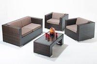 Stylish Cane Sofa Set
