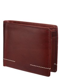 Men Real Leather Wallet