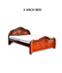 3 Arch Bed