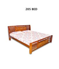 Wooden 205 Bed