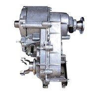Mechanical Shift Transfer Case