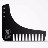 Beard Shaping And Styling Tool Comb