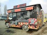Fast Food Van