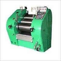 Triple Roll Milling Machine
