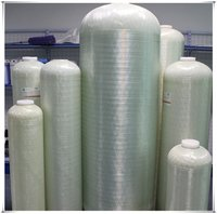 150psi Water Filter Frp Tank For Underground Water Treatment Plant