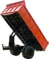Heavy Duty Tractor Dumper