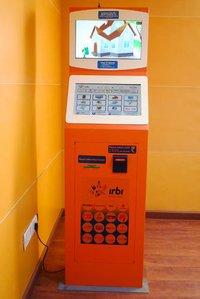 Payment System Kiosk