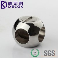 Customized Stainless Steel Ball For Ball Valve in Guangzhou