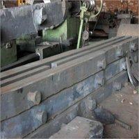 Iron Casting Bottom Plate