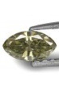 Marquise Brilliant Cut Pistachio Green Beautiful Diamond