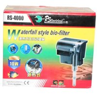 Waterfall Style Bio Filter Rs-4000 For Marine And Freshwater Aquarium